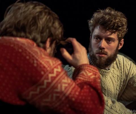 Foto: Crashtest Ibsen Volksvijand - Moeremans & Sons