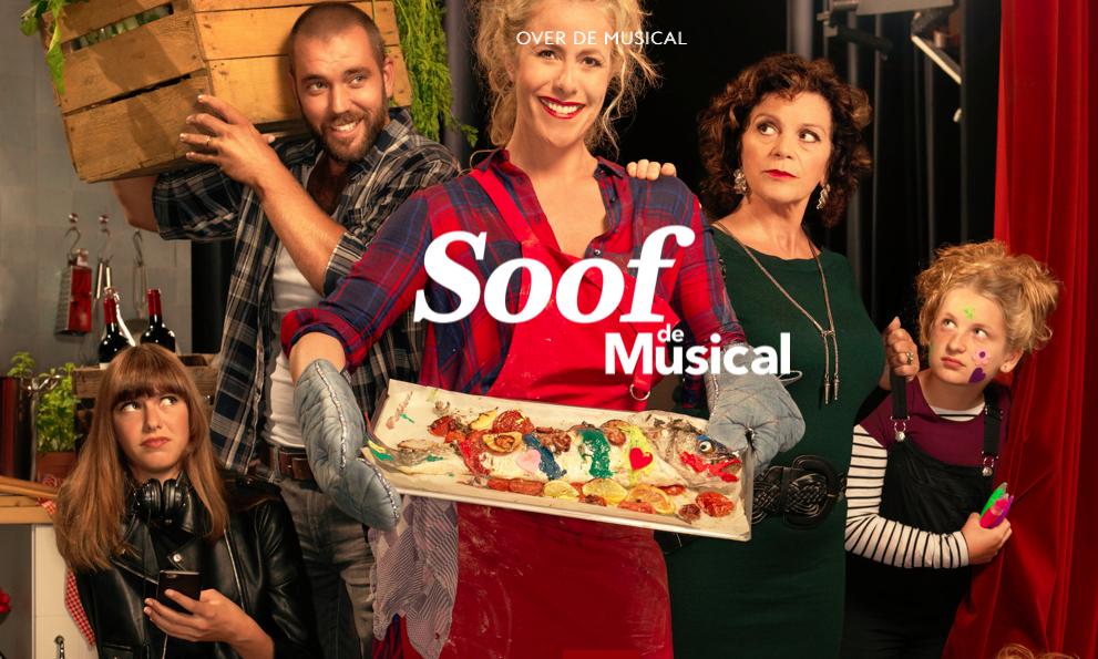Tvc Er Maike Boerdam In Soof De Musical Tvc Agency